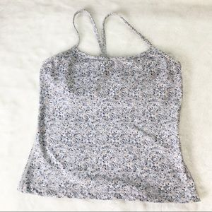 Lululemon thank top Marble